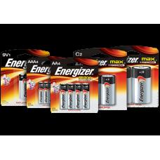 4+4 ALC BATT ENERG MAX AA 1.5V