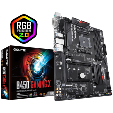 GB B450 GAMING X   / AM4