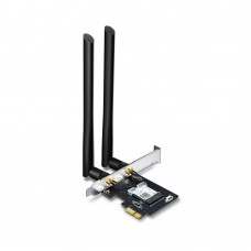 2-лентов Bluetooth 4.2 Wi-Fi PCIe адаптер TP-Link Archer T5E AC1200